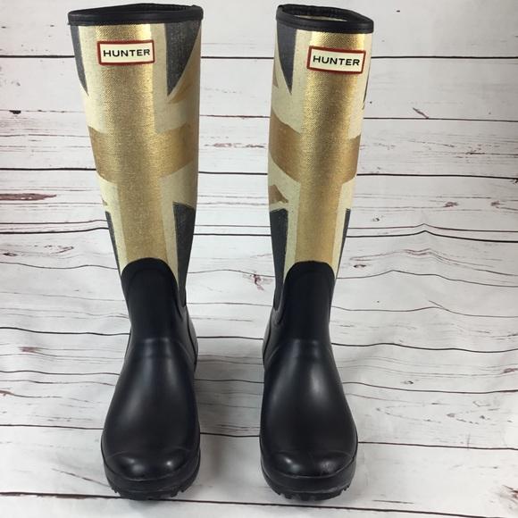 0b4da1b7038a Hunter Shoes   Rare Original Brit Boots Size 7   Poshmark